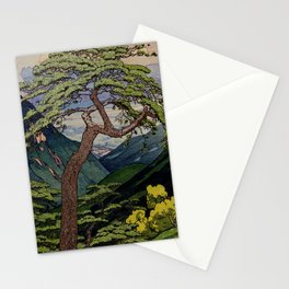 The Downwards Climbing Stationery Cards