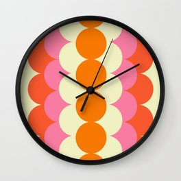 Gradual Sixties Wall Clock