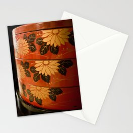 Traditional Juubako box Stationery Cards