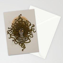 Medusa Head Stationery Cards