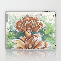 Empire of Mushrooms: Cantharellus cibarius Laptop & iPad Skin