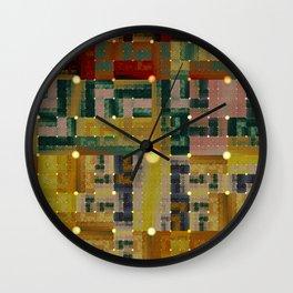 Kleestreet Wall Clock