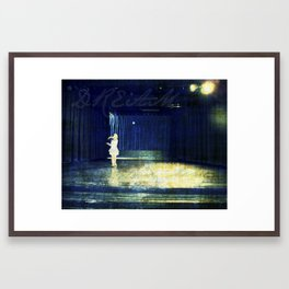 Let them Dream Framed Art Print
