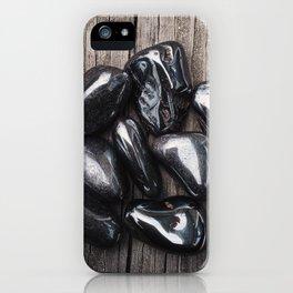 Hematite #1 iPhone Case