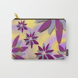 Spring Time Grooves Carry-All Pouch