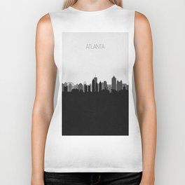 City Skylines: Atlanta (Alternative) Biker Tank