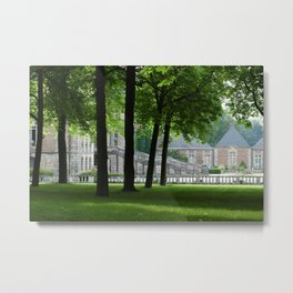 Guarding Trees Metal Print
