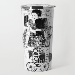 thinking-transport Travel Mug