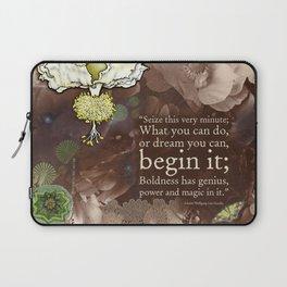 Begin it... Laptop Sleeve