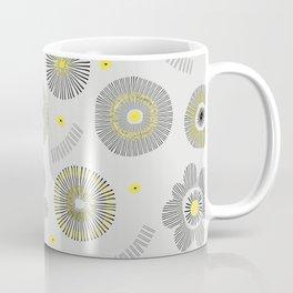 Yellow and Black Coffee Mug