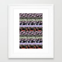 givenchy Framed Art Prints featuring Givenchy* Inspired by V.F.Store