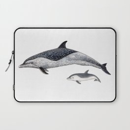 Pantropical spotted dolphin Laptop Sleeve