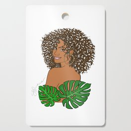 LALA by Silvana Arias Cutting Board