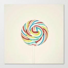 Sweet Rainbow Canvas Print