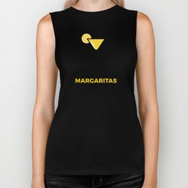Workout & Rehydrate With Margaritas Biker Tank