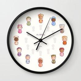 Rima création Wall Clock