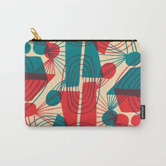 Floating Thoughts Carry-All Pouch