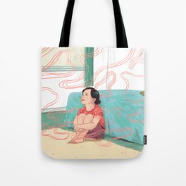 Alexa, Are You Safe for My Family? Tote Bag