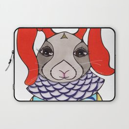 Royal Rabbit Laptop Sleeve