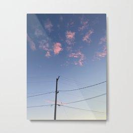 Sky view Metal Print
