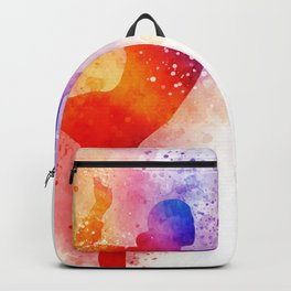 Yoga Art Backpack