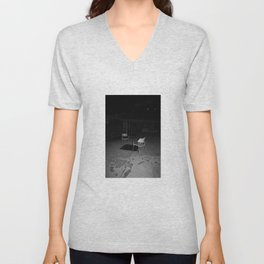 Solitude Unisex V-Neck
