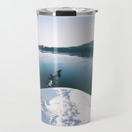 To The Lake Travel Mug