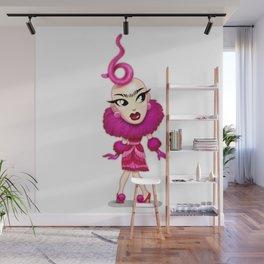 Cute Drag Queens - Sasha Velour Wall Mural