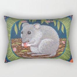 Australian Potoroo Rectangular Pillow