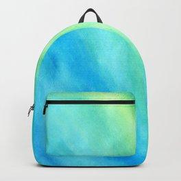 Dreaming In Blue Backpack