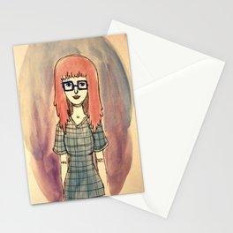 Ginger Girl Stationery Cards