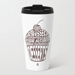 Dessert Travel Mug