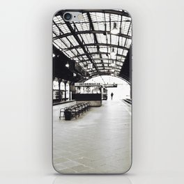 Train Station iPhone Skin