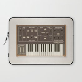 The Synth Project - Moog Prodigy - Updated Laptop Sleeve