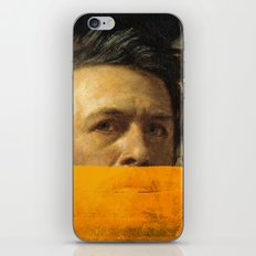 Have a plan B. Inspiration wears off. A PSA for stressed creatives. iPhone & iPod Skin