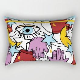 Pop Arabia Rectangular Pillow