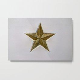 Soviet Star World War 2 Metal Print