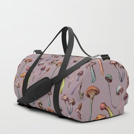 Pretty Mushrooms Duffle Bag