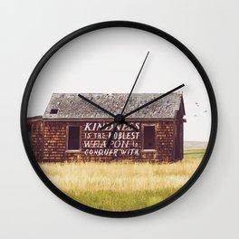 Conquer Wall Clock