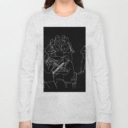 Duke Ellington jazz band Long Sleeve T-shirt