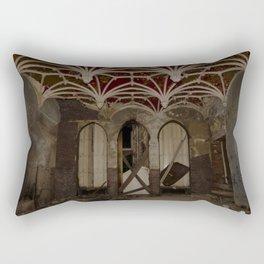 Goutte // Dripping - Château Miranda Rectangular Pillow