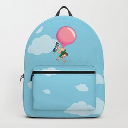 Don't Swallow Your Bubble Gum Backpack