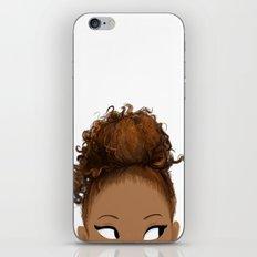 Peek iPhone Skin