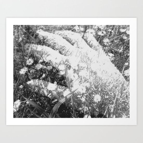 Apparition Art Print