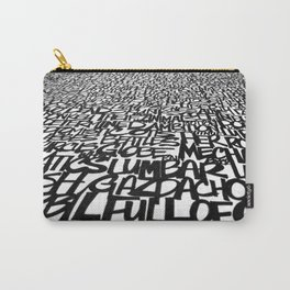 Upwords Carry-All Pouch