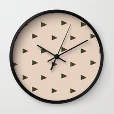 HOLA / Russian Autumn Wall Clock