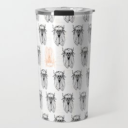 Cicada Army Rising Travel Mug