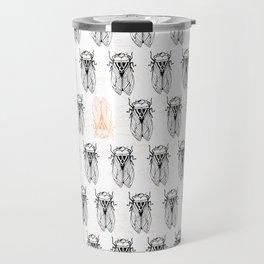 Cicada Army Rising Travel Mug