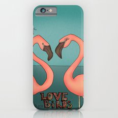 Love birds iPhone 6s Slim Case