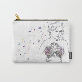 Lungs Carry-All Pouch